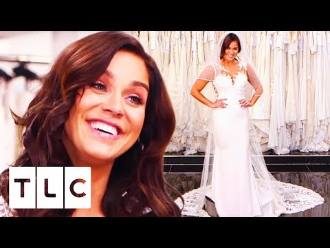 connectYoutube - Geordie Shore Star Vicky Pattison Is Getting Married! | Say Yes To The Dress UK