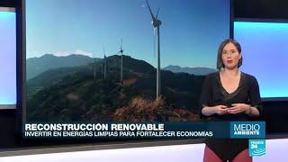La inversión en energías renovables crearía tres veces más trabajo que las energías fósiles