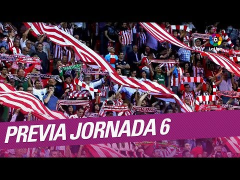 Previa de la Jornada 06 LaLiga Santander 2017/2018