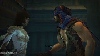 Prince Of Persia Epilogue Walkthrough - Part 1 - [HD 720p]