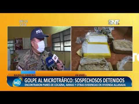 Operación Chacal: Duro golpe al clan Rotela