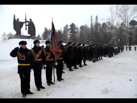 В Томске состоялась торжественная церемония принятия присяги выпускниками ЦПП регионального УМВД