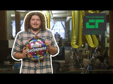 The Last Episode Of | Crunch Report