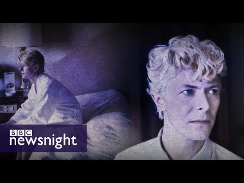 connectYoutube - David Bowie remembered by his photographer - BBC Newsnight