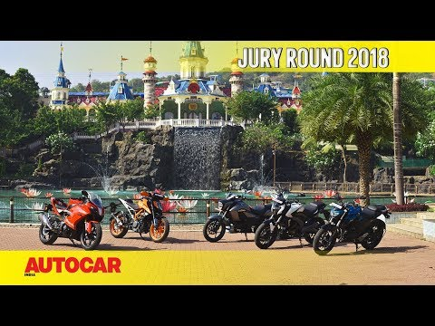 Jury Round   Bikes   Autocar India Awards 2018
