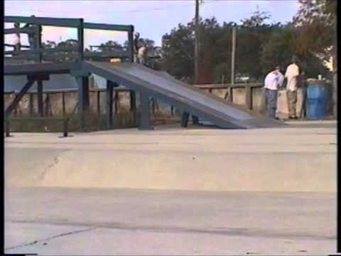 Badlands Skatepark- RIP
