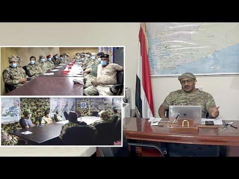 موشن جرافيك | قائد المقاومة الوطنية يوجه بالوقوف مع أبناء تهامة