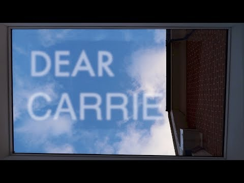 My Secret Agent Name | Dear Carrie