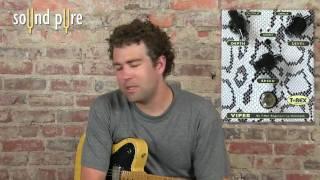 T Rex Viper Pedal Demo - Classic Vibe Effect