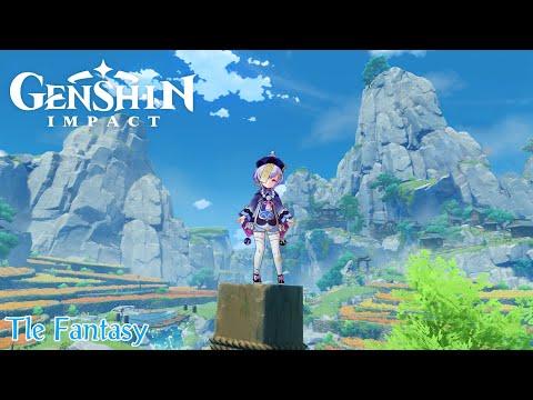 Genshin-Impact-พาชมวิวหมู่บ้าน