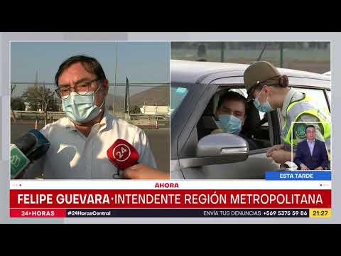 Levantan cordón sanitario tras taco de kilómetros en Ruta 5 sur y alta congestión en Ruta 68