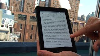 Kindle Voyage: Amazon's new high-end e-ink reader (hands-on)