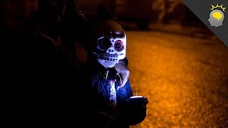 Are children natural horror junkies? - Science on the Web #68