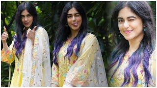 Adah Sharma Snapped @ Her New Movie Launch | TFPC - TFPC