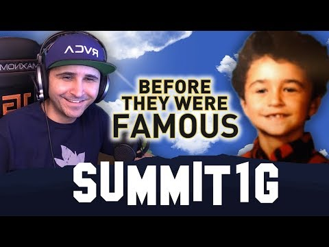 SUMMIT1G | Before They Were Famous | Twitch Streamer Biography