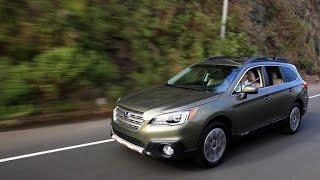 2015 Subaru Outback 3.6L Limited