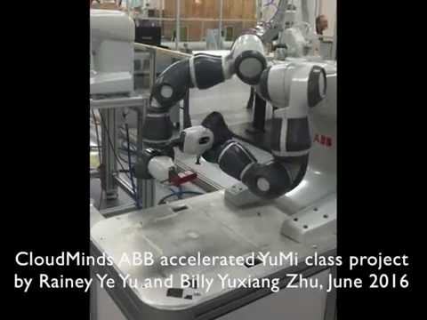 CloudMInds US ABB Training Project