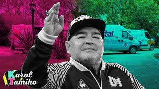 Detalles del Adiós de Diego Armando Maradona dice Adiós