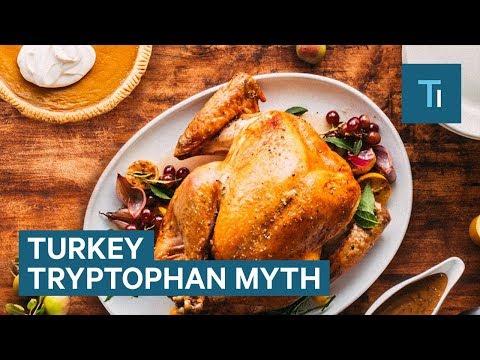 Does Turkey Make You Sleepy?