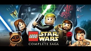 Lego Star Wars The Complete Saga [Se] (Episode III: Revenge of the Sith) (Story)