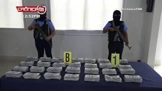 Aprehenden a sujeto con más de 800 mil dólares en Cárdenas, Rivas - Nicaragua