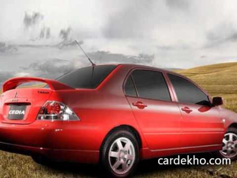 Mitsubishi Cedia exteriors