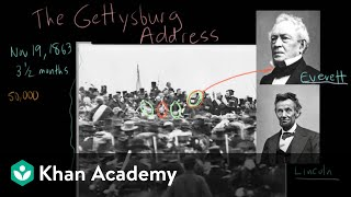 The Gettysburg Address - part 1