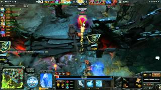 Power Rangers vs Xgame Game 2 - ESL One New York EU Qualifier @TobiWanDOTA