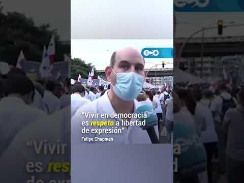 Chapman: Tolerancia y respeto a la libertad de expresión #ECONews #Shorts #Raformas #Panamá
