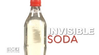 Invisible Soda - Sick Science! #173