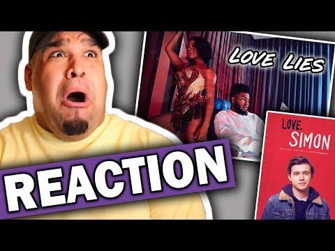 connectYoutube - Khalid & Normani - Love Lies [REACTION]
