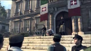 Mafia II [2] Walkthrough: Chapter 1 & Menu (PS3/Xbox 360/PC) [HD]