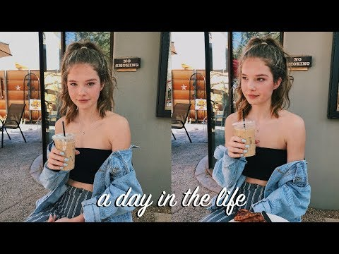 A Day In The life Of A Teenage Youtuber