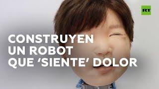 Un robot gesticula ante el 'dolor' I RT Play