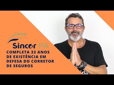 Imagem post: Sincor-PA completa 33 anos de existência em defesa do Corretor de Seguros