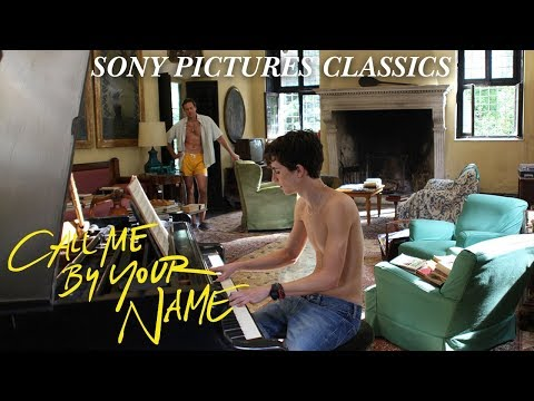 Call Me BY Your Name - Play That Again - Clip