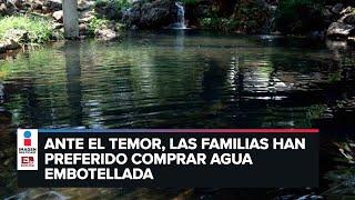 Preocupa en Valle de Bravo posible envenenamiento de manantiales