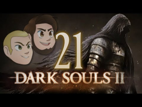 Dark Souls 2: White Knight - EPISODE 21 - Friends Without Benefits