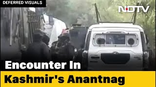 2 Terrorists Shot Dead In J&K, Killer Of 6-Year-Old Boy Escapes - NDTV