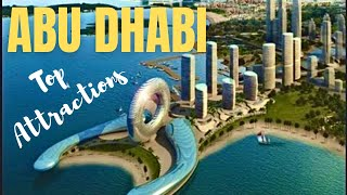 Top 5 Attractions City Tour In Abu Dhabi