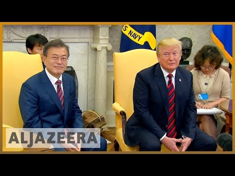 🇺🇸 🇰🇷 Trump says historic summit with Kim could be delayed | Al Jazeera English