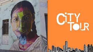 Un mural para destacar en Barrio Italia | City Tour