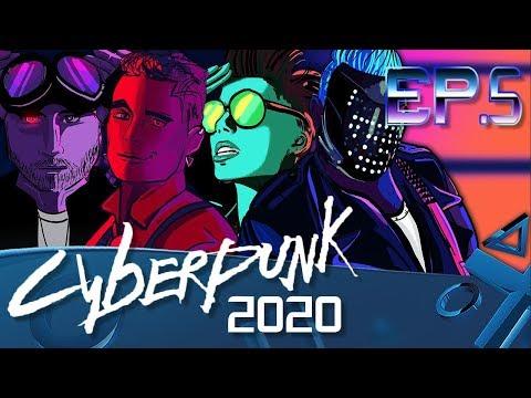 Let's Play Cyberpunk 2020: Episode 5 - Family Splatters