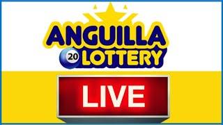 En vivo 09:00 PM lotería Anguilla Lottery de hoy 29 de Noviembre del 2020