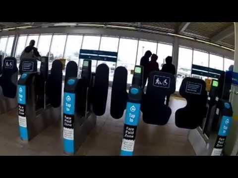 Llegando al YVR (aeropuerto de vancouver 2)