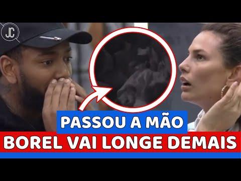 Borel É PEGO NO PULO: VAI PRA CIMA de Dayane, ela DÁ FORA, PASSA MAL e ATITUDE contra Mileide