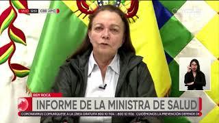 Ministro de la Presidencia dio positivo a coronavirus y se mantiene aislado