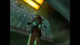 Tomb Raider 4: The Last Revelation: Level 24 Trenches 1st Visit Walkthrough