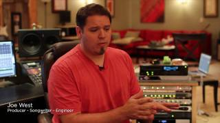 Apogee Symphony I/O with Nathan Chapman and Joe West