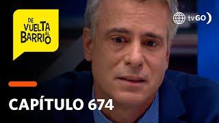 De Vuelta al Barrio 4: Luis Felipe reveló que tiene un hijo perdido (Capítulo 674)
